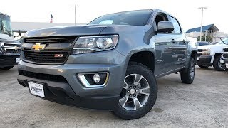 2018 Chevrolet Colorado Z71 (3.6L V6) - Review