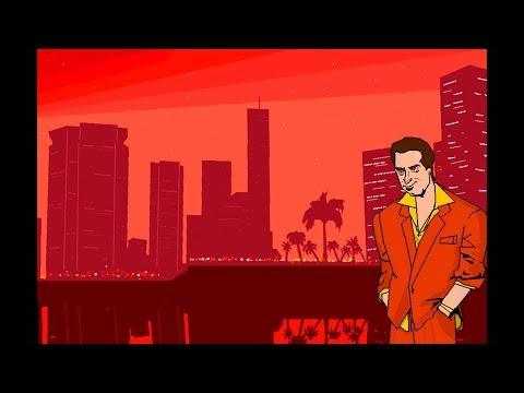GTA Vice city Japanese radio music on original Xbox