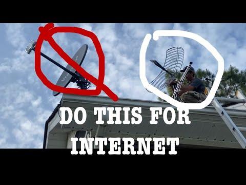 Best internet options for rural oregon