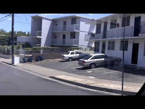 Crusin through Waipahu,Hawaii  My Hometown-Pupuole