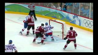 Vancouver 2010-SVK national hockey team all goals compilation(HD)