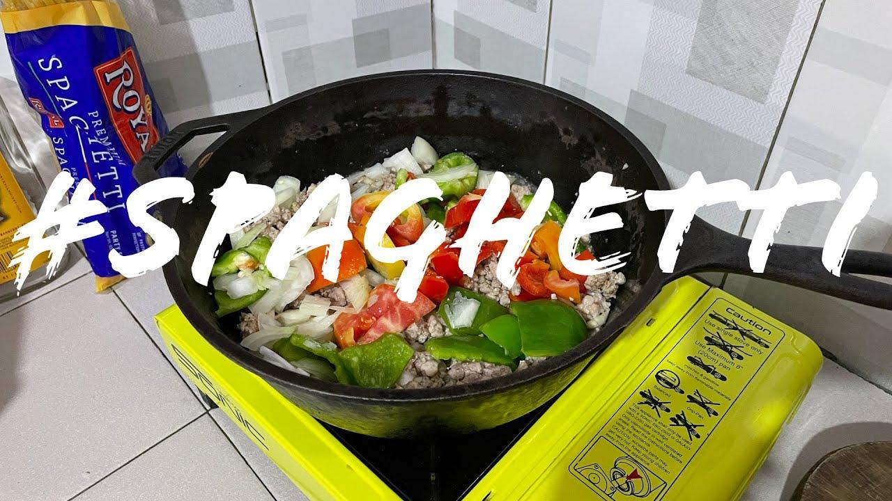 How to Make #Spaghetti