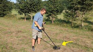 Poszukiwania kombinerek - wykrywacz metali / dron