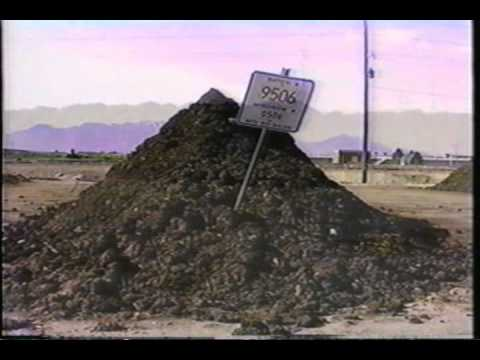 Sludge composting and drying Utah Municipal