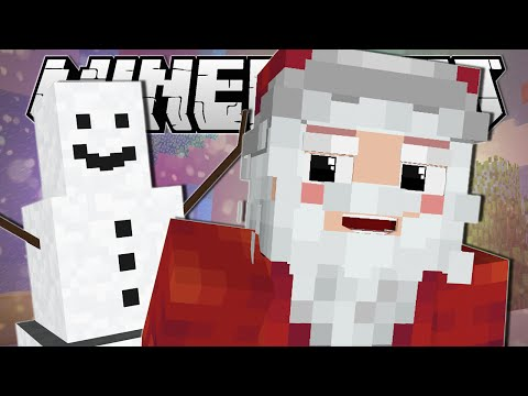 Minecraft | SANTA SAYS!! | Brand New Minigame