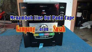 Download lagu Mini Compo Polytron XL2900RC Menambah Saluran Line Out