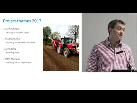 BP2017 Seminar: Bringing innovation to the field via the SPot Farm programme