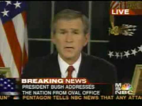 president bushs war on terrorism Free essay: president bush's war on iraq introduction: since the war on iraq began on march 20, 2003, at least 1,402 coalition troops have died and 9,326.