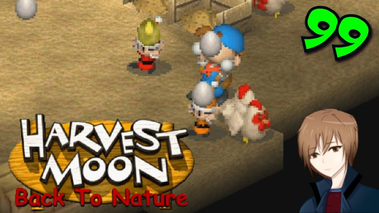 🌱 Harvest moon back to nature gba free download | Download
