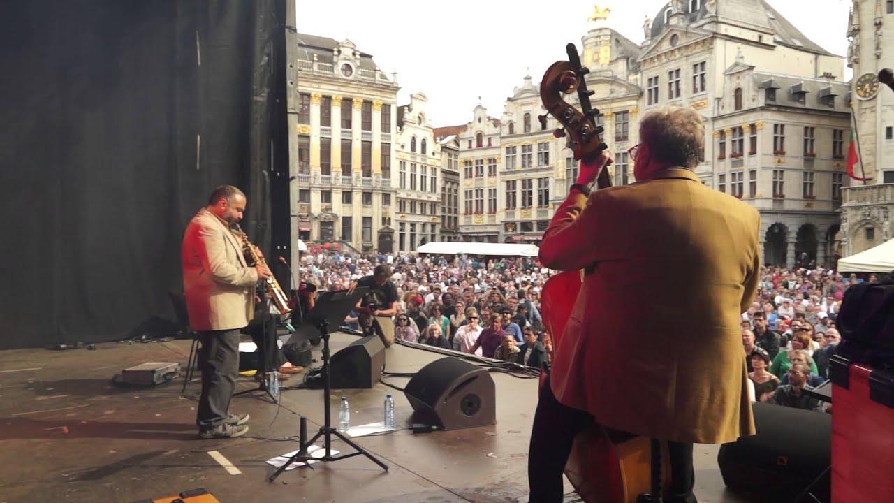 Live - L'Ame des Poètes - Les passantes - Brussels Jazz Marathon