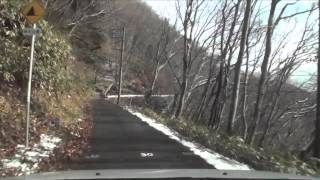 広島県道105号 r107分岐 ~ 狭路部終了[険道]