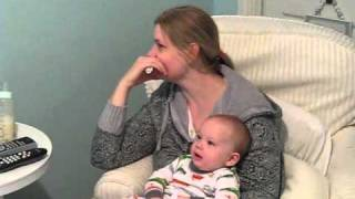 Collin laughing at Baby Einstein.wmv