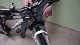 Горный велосипед Merida Matts 40 D 2012