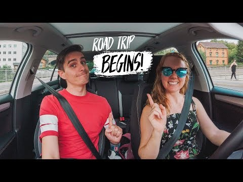 Our German Road Trip BEGINS! (Train from Poznań, Poland to Dresden, Germany)