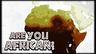 """Who Exactly is an """"African?"""""""