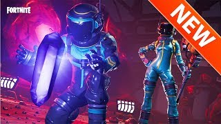 FORTNITE: LEAKED TOXIC TROOPER/HAZARD AGENT SKIN AVAILABLE NOW! STORE ITEMS 5/17/2018 BATTLE ROYALE