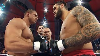 White Hulk (Russia) vs BigFoot (Brazil) | MMA Fight, HD