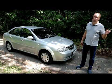 Chevrolet Lacetti 1.8 АКПП: Обзор автомобиля Б/У 2006 г.в.