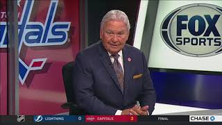 Tampa Bay Lightning bested by Washington Capitals' best players in Game 6 -- 05/21/2018