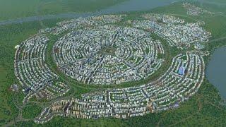 KREISSTADT VON Tobias - Vorstellungsvideo (Wochencontest Cities: Skylines)