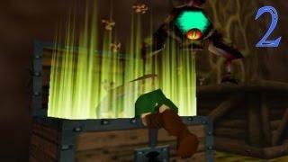 Zelda : Ocarina of Time Master Quest - Episode 2 : Explorons l'Arbre Mojo