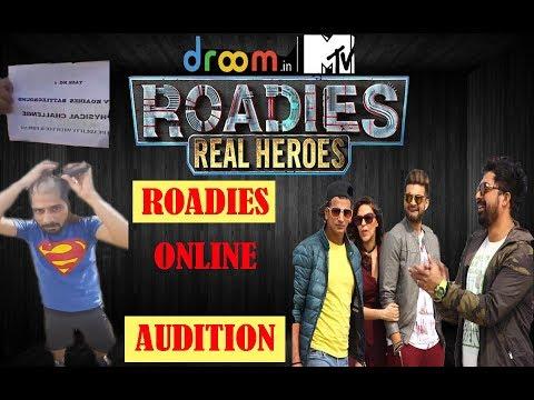 || Roadies Real Heroes || Online Audition Battle Ground