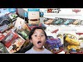 NEW Disney Cars XTREME Racing Series Diecast And BOX Of Disney Cars Toys Collection Barry Diesel