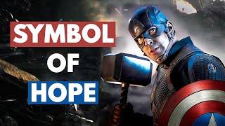 The Real Strength of Captain America | Avengers Endgame | stuff hai