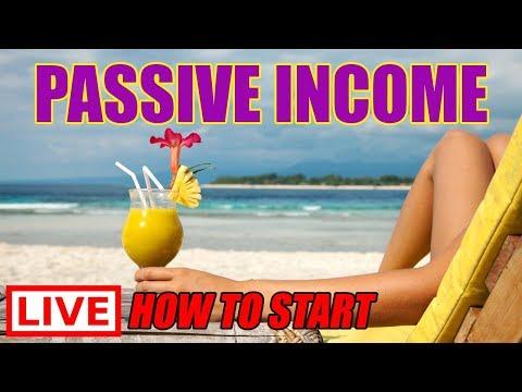 Passive income at 20. - YouTube