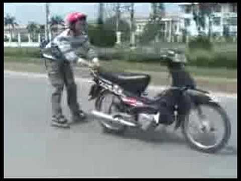 Xe ko người lái