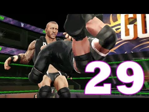 WWE Mayhem  Fear the Spear  Part 29 Season 10 Episode 13  Android Gameplay