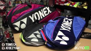 Yonex 2016 Racket Bags - Yumo Pro Shop - Yumo.ca