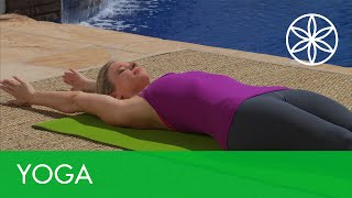 Yoga for Beginners with Chrissy Carter - Connect | Yoga | Gaiam