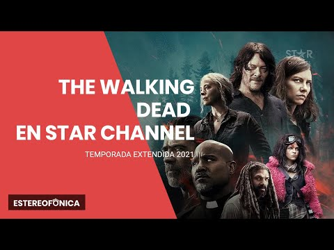 "La 10 temporada de ""The Walking Dead"" en #StarChannel 