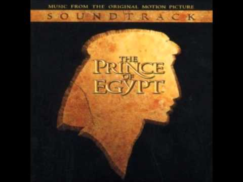 All I Ever Wanted (with Queen's Reprise)- Prince of Egypt Soundtrack
