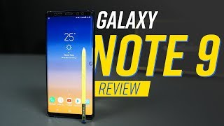 Suýt quên, đánh giá chi tiết Galaxy Note 9