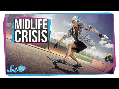 Does Everyone Have a 'Midlife Crisis'?