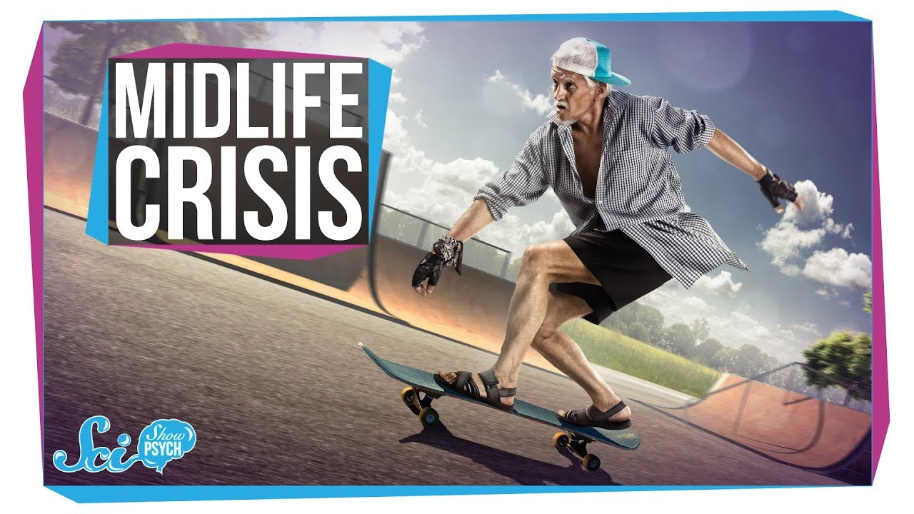 Signs of a Midlife Crisis is Coming to an End | Success Stream