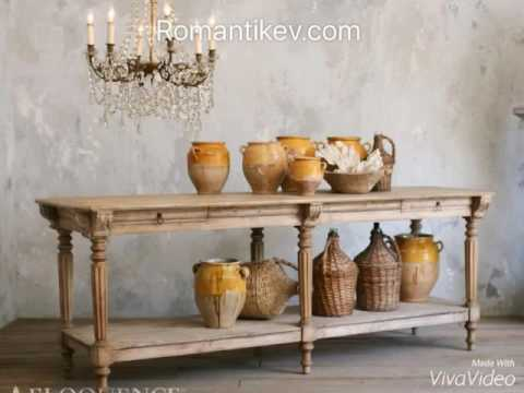 Romantic French Style Furniture Eloquence For Sale Vintage French