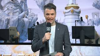 Worlds 2019 Group Stage Draw show after Play-In