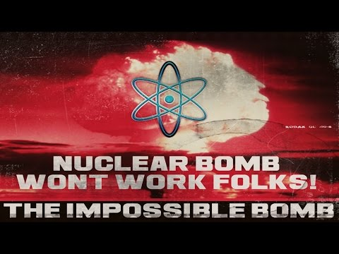 The Impossible Bomb: The Atomic Bomb Hoax 1945-2014 Podcast
