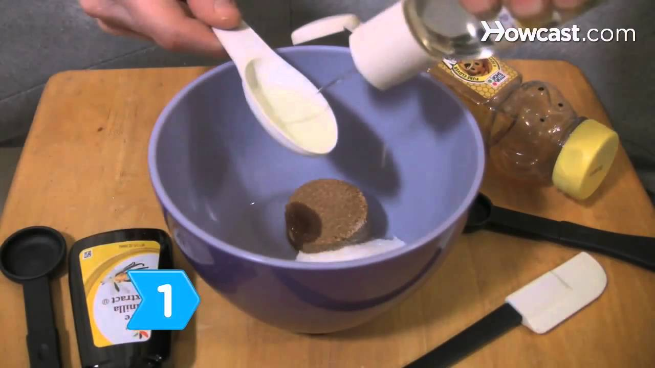 Watch How to Make a Brown Sugar Scrub video