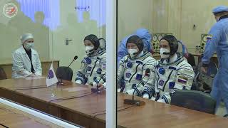 Космический корабль «Ю.А. Гагарин» с экипажем МКС-65 отправился в полёт