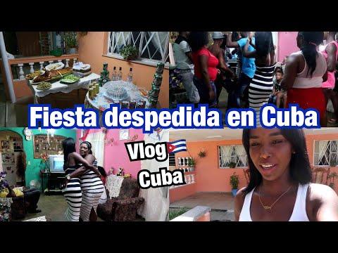 VIAJE A CUBA!! MI DESPEDIDA, EL VIDEO DONDE MÁS SE BAILA Y GOZA | 23 Oct 2017