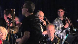 "Ed Palermo Big Band - ""CALL ME AL"" Mash-Up (Iridium"