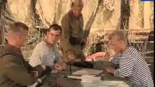 Жажда (2 серия из 4) Военный фильм.