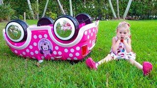 Download Настя покупает старые детские машинки и электромобили Mp3 and Videos