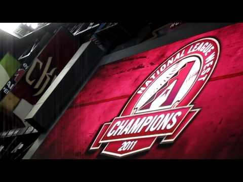 Arizona Diamondbacks Clinch 2011 National League West