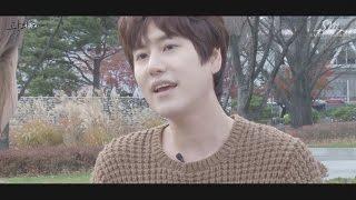 Gambar cover KYUHYUN 규현 First Winning Ceremony at Gwanghwamun '광화문에서' 1위 공약 실천
