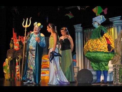 Die kleine Meerjungfrau 2007 - Theaterverein Frankfurt